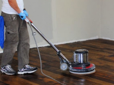 Turn Dull Wood Floor in to New One with Hardwood Floor Refinishing from Majestic Hardwood Floors