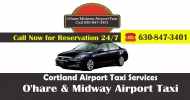 Airport Taxi/Shuttle in Wheaton City in Illinois $